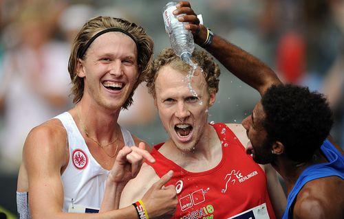 2. Tag, DM Berlin: Reuther, Bartelsmeyer und Müller holen Titel – dazu vier zweite und zwei dritte Plätze für HLV-Athleten