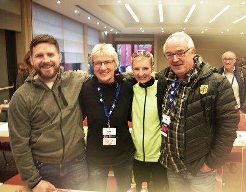 Katharina Steinruck (LG Eintracht Frankfurt) läuft Bestzeit und unterbietet problemlos die Olympia-Norm für Tokio
