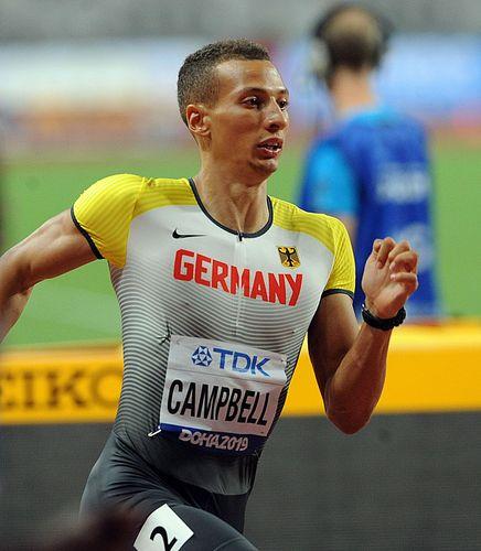Luke Campbell stürmt ins Hürden-Halbfinale - Gesa Kraus bucht mit flotter Zeit das Ticket für den Endlauf