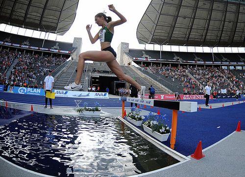 Leichtathletik WM in Doha - drei Hessen am ersten Tag der Titelkämpfe im Einsatz